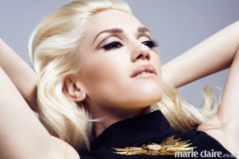 111160000699681409 orh750w480 Gwen Stefani Gallery3 Hot Shots:  Gwen Stefani Strikes A Pose For Marie Claire UK