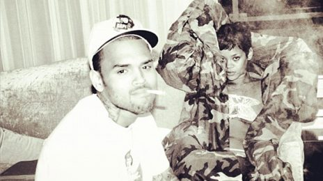 Hot Shots:  Chris Brown Returns To Twitter, Poses It Up For 'XXL Magazine'