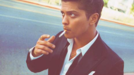 Watch:  Bruno Mars Blazes 'X Factor US'