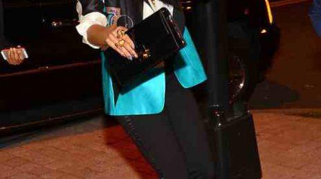 Hot Shots: Keri Hilson Celebrates 30th Birthday In Atlanta