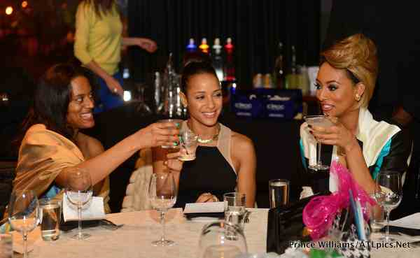 Hot Shots: Keri Hilson Celebrates 30th Birthday In Atlanta