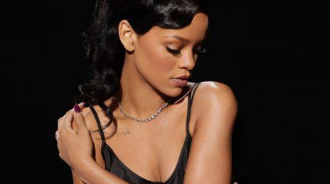 Rihanna's Diamonds Certified Platinum In UK