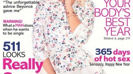 Stunner: Rita Ora Covers 'Glamour'