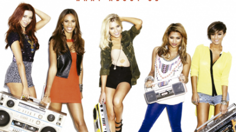New Song: The Saturdays - 'What About Us (ft. Sean Paul)' (US Debut)
