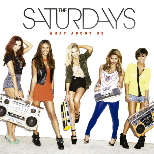 The Saturdays What About Us thatgrapejuice e1355400074337 New Song: The Saturdays   What About Us (ft. Sean Paul) (US Debut)