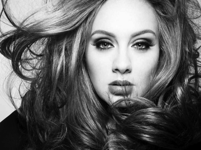 adele grammy awards 20121 Still Winning:  Adeles 21 Tops Itunes Year End Chart For Second Year