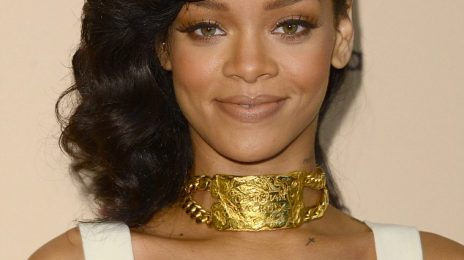 Hot Shots: Rihanna Goes 'Nude' In Macy's
