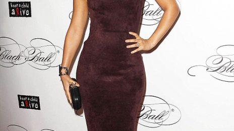 Hot Shots: Alicia Keys Glows At 'Keep A Child Alive' Ball