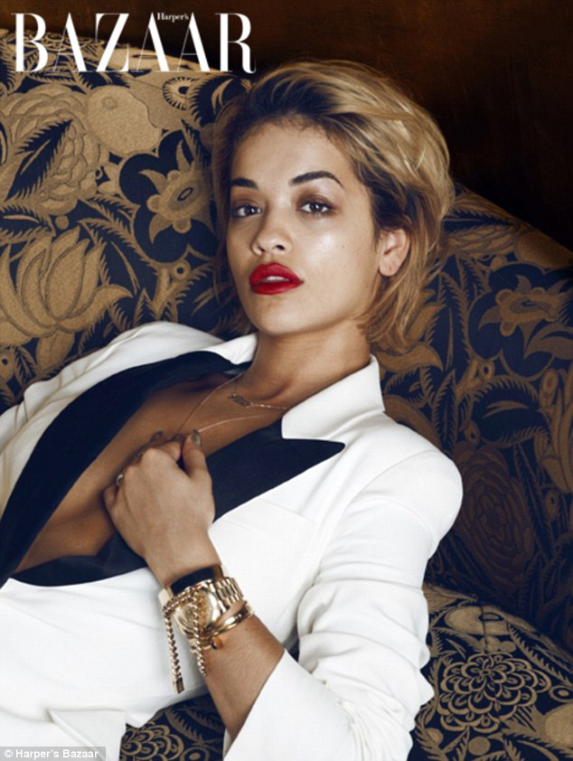 Hot Shots: Rita Ora Stuns For Harpers Bazaar