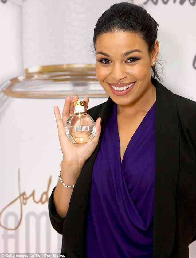 Hot Shots: Jordin Sparks Launches Ambition Fragrance