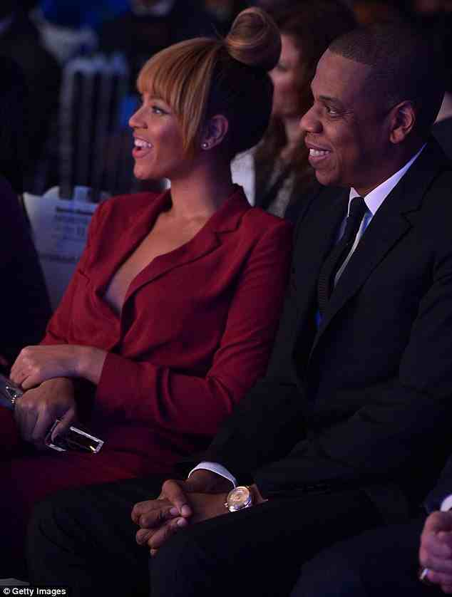 Beyonce And Jay Z Sports Illustrated Gala