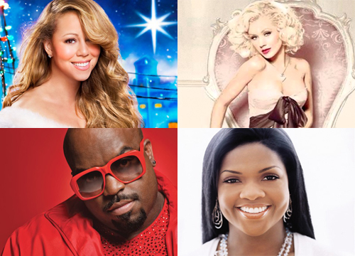 best u never xmas The Best You Never Heard: Christmas Edition   Mariah Carey, Christina Aguilera, Cee Lo Green, & CeCe Winans