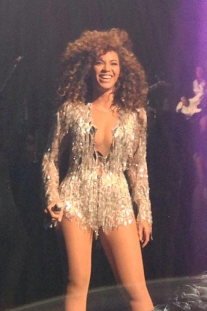 Hot Shots: Beyonce Performs At Wynn Las Vegas