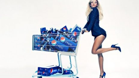 Major: Beyonce Signs Multi-Million Dollar Deal With PEPSI / Unveils New Ad