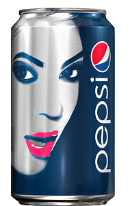 beyonce pepsi can Major: Beyonce Signs Multi Million Dollar Deal With PEPSI / Unveils New Ad