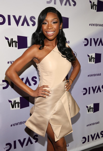 brandy vh1 divas 20121 VH1 Divas 2012: Red Carpet