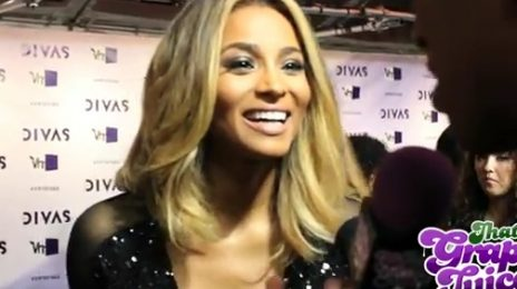 Exclusive: Ciara Talks 'One Woman Army' At VH1 Divas 2012
