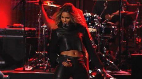 Watch: Ciara Performs 'Got Me Good' On 'Jimmy Kimmel' (HQ)
