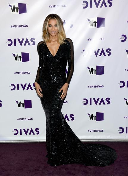 ciara vh1 divas 2012 thatgrapejuice VH1 Divas 2012: Red Carpet
