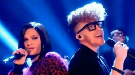 Daley & Jessie J Perform 'Remember Me' On 'Alan Carr'