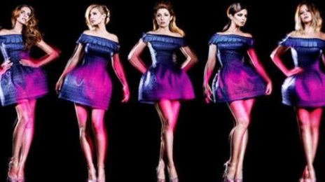 New Video: Girls Aloud - 'Beautiful 'Cause You Love Me'