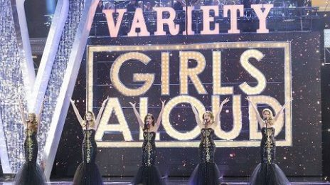 Watch: Girls Aloud Perform 'The Promise' At Royal Variety Performance 2012