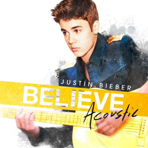 justin bieber believe acoustic e1356741902904 Justin Bieber Unwraps Believe Acoustic Tracklisting