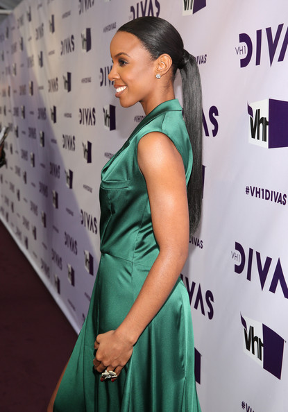 kelly rowland vh1 divas2 VH1 Divas 2012: Red Carpet