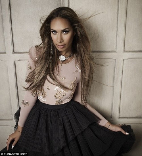 leona lewis you 2012 e1354534832748 Hot Shots: Leona Lewis Ups Her Diva In YOU