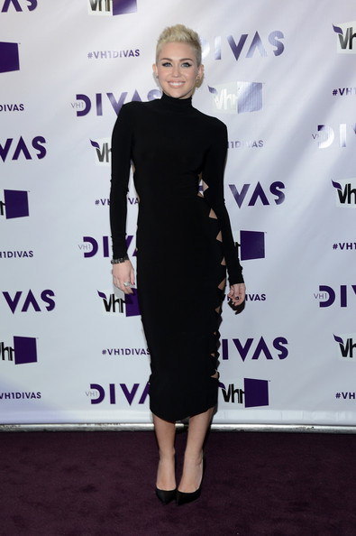 miley cyrus vh1 divas VH1 Divas 2012: Red Carpet
