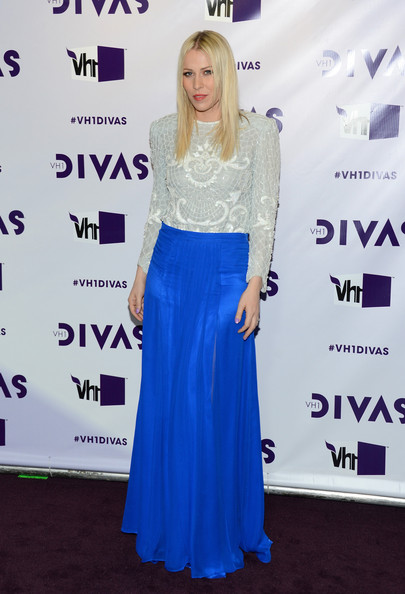 natasha beddingfield vh1 divas VH1 Divas 2012: Red Carpet