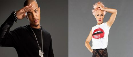New Song: T.I. & Pink - 'Guns And Roses'