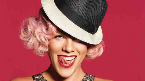 Watch: Pink Takes 'Try' To 'The X Factor UK'