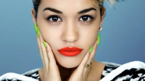Rita Ora Performs On 'Top Of The Pops'