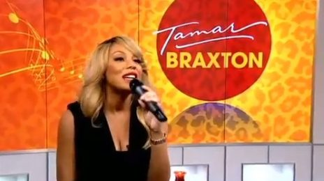 Watch: Tamar Braxton Performs 'Love & War' On 'The Couch'