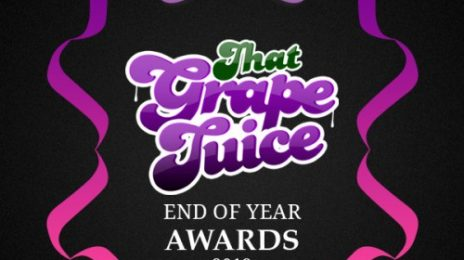 Reminder: That Grape Juice: End Of Year Awards 2012 - Vote!