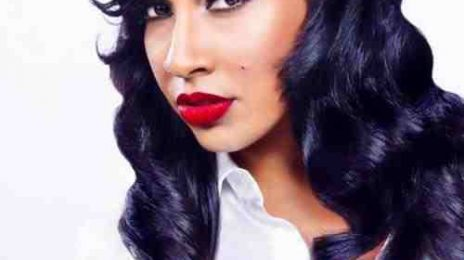 Watch: Melanie Fiona Covers Sia's 'Titanium'