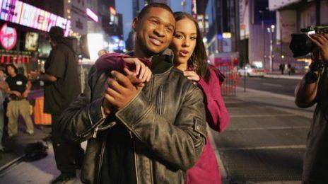 From The Vault: Usher & Alicia Keys - 'My Boo'