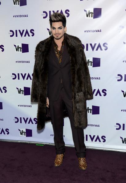 vh1 divas adam lambert VH1 Divas 2012: Red Carpet