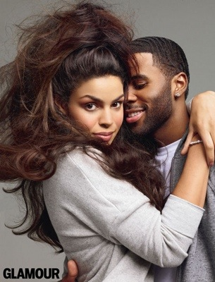 20130110 120322 Hot Shots: Jason Derulo & Jordin Sparks Gleam For Glamour