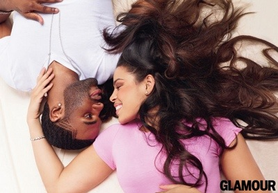 20130110 120526 Hot Shots: Jason Derulo & Jordin Sparks Gleam For Glamour