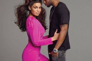 Hot Shots: Jason Derulo & Jordin Sparks Gleam For 'Glamour'