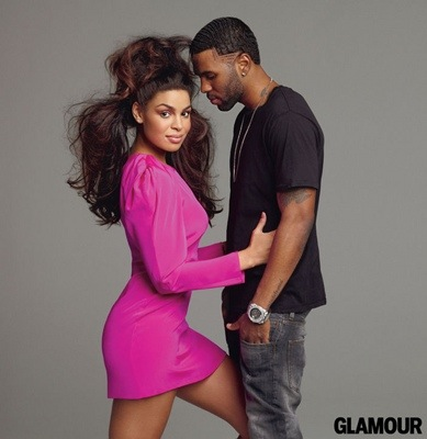 20130110 120554 Hot Shots: Jason Derulo & Jordin Sparks Gleam For Glamour