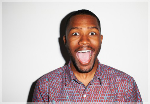 Frank Oceans Channel Orange Certified Gold