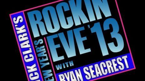 Watch:  2013 New Year's Rockin Eve Performances