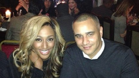 Hot Shot: Alexandra Burke Stuns At 'Brit Awards' Dinner