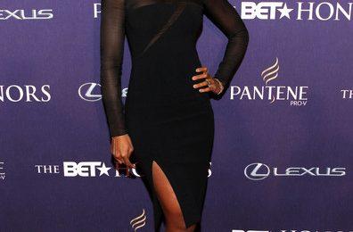 BET Honors 2013: Kelly Rowland, Alicia Keys, & Luke James Rock Red Carpet
