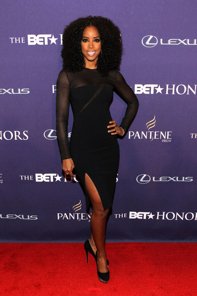 BET+Honors+2013+Kelly+Rowland tgj BET Honors 2013: Kelly Rowland, Alicia Keys, & Luke James Rock Red Carpet