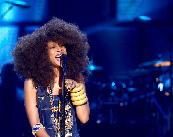 BET+Honors+2013+erykah+2 Hot Shots: Brandy, Alicia Keys & More Perform At BET Honors 2013
