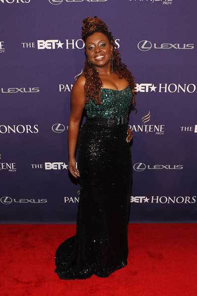 BET+Honors+2013+ledisi BET Honors 2013: Kelly Rowland, Alicia Keys, & Luke James Rock Red Carpet